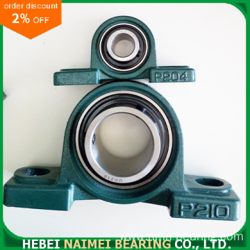 Cast Iron UCP207 Pillow Block Mounted Bearing